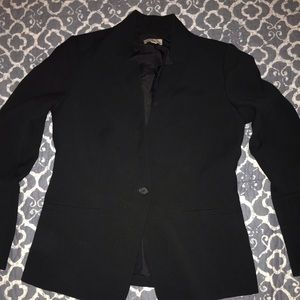 Loft blazer in black